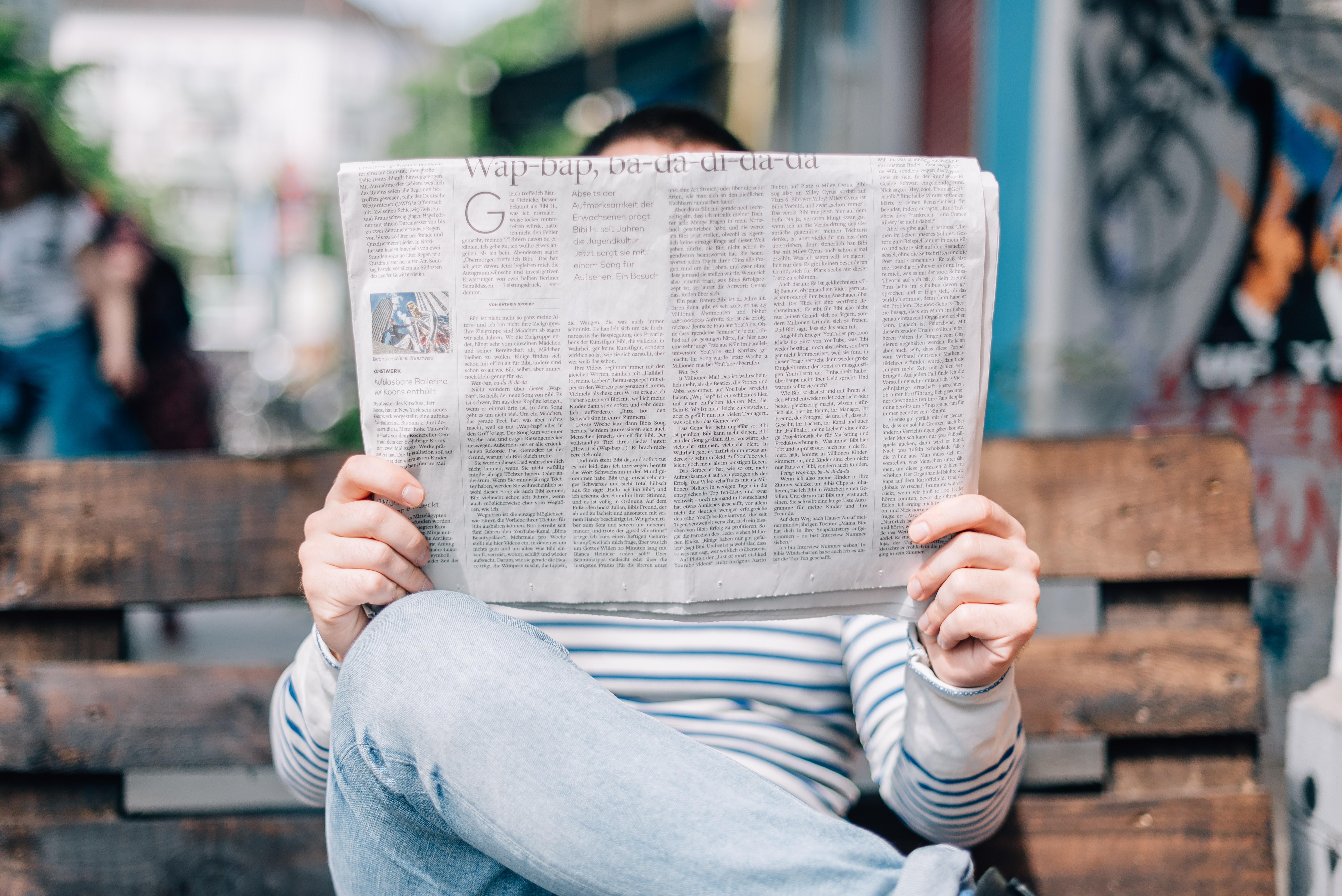 The News Sucks. Here's why you should read it anyway. – Em Readman
