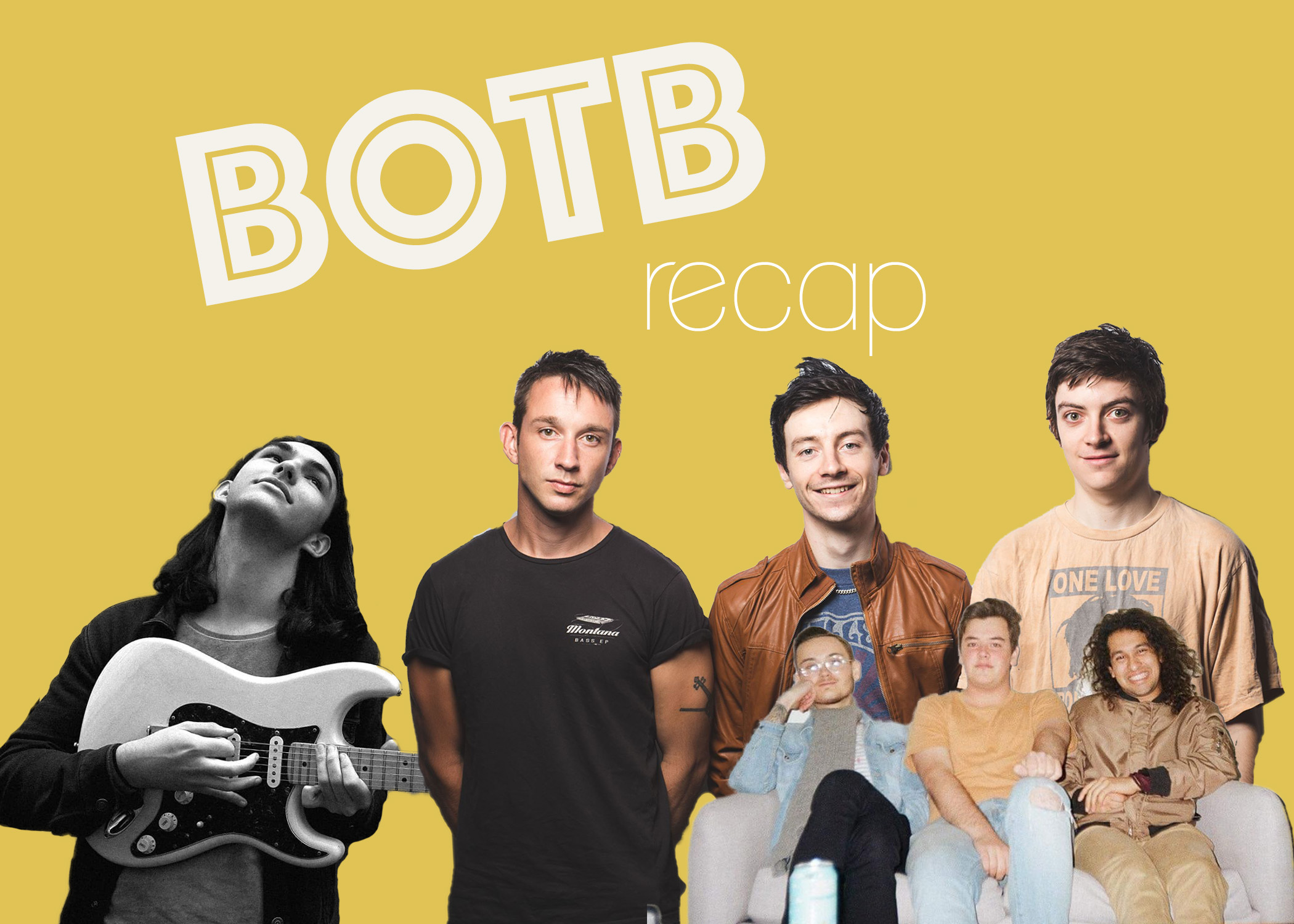 Battle of the Bands – Rounds 2 + 3