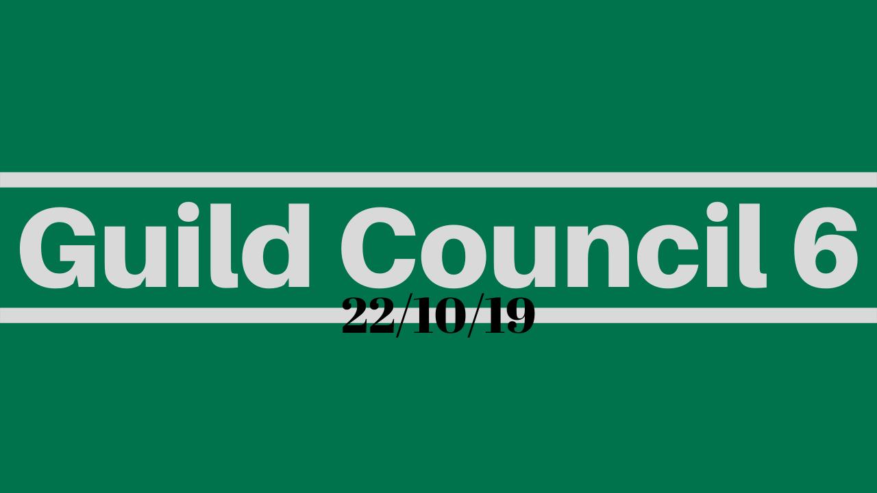 Council passes Regulations amendments, election nominations open