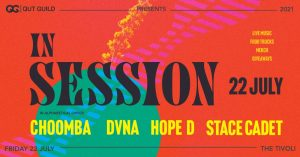In Session Poster